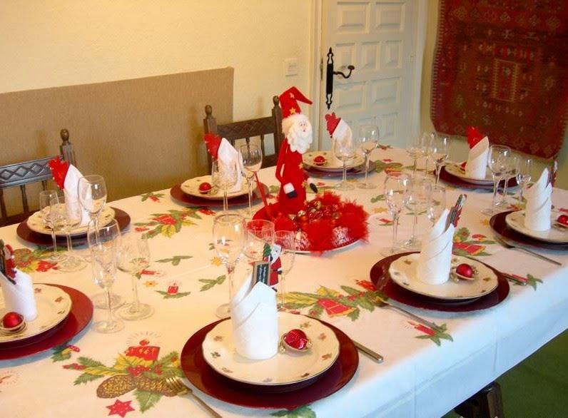 deco navidad a la vista parte iii la mesa m v b