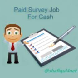 survey job online