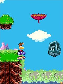 game hp nokia e63 Rayman 3 Hoodlum Havoc