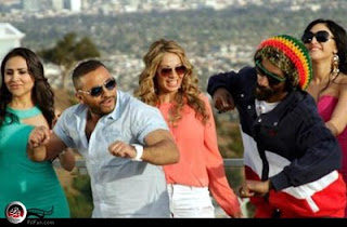 Snoop Dogg Tamer Hosny