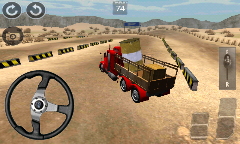 Free Download Truck Challenge 3D 1.0 Android Game