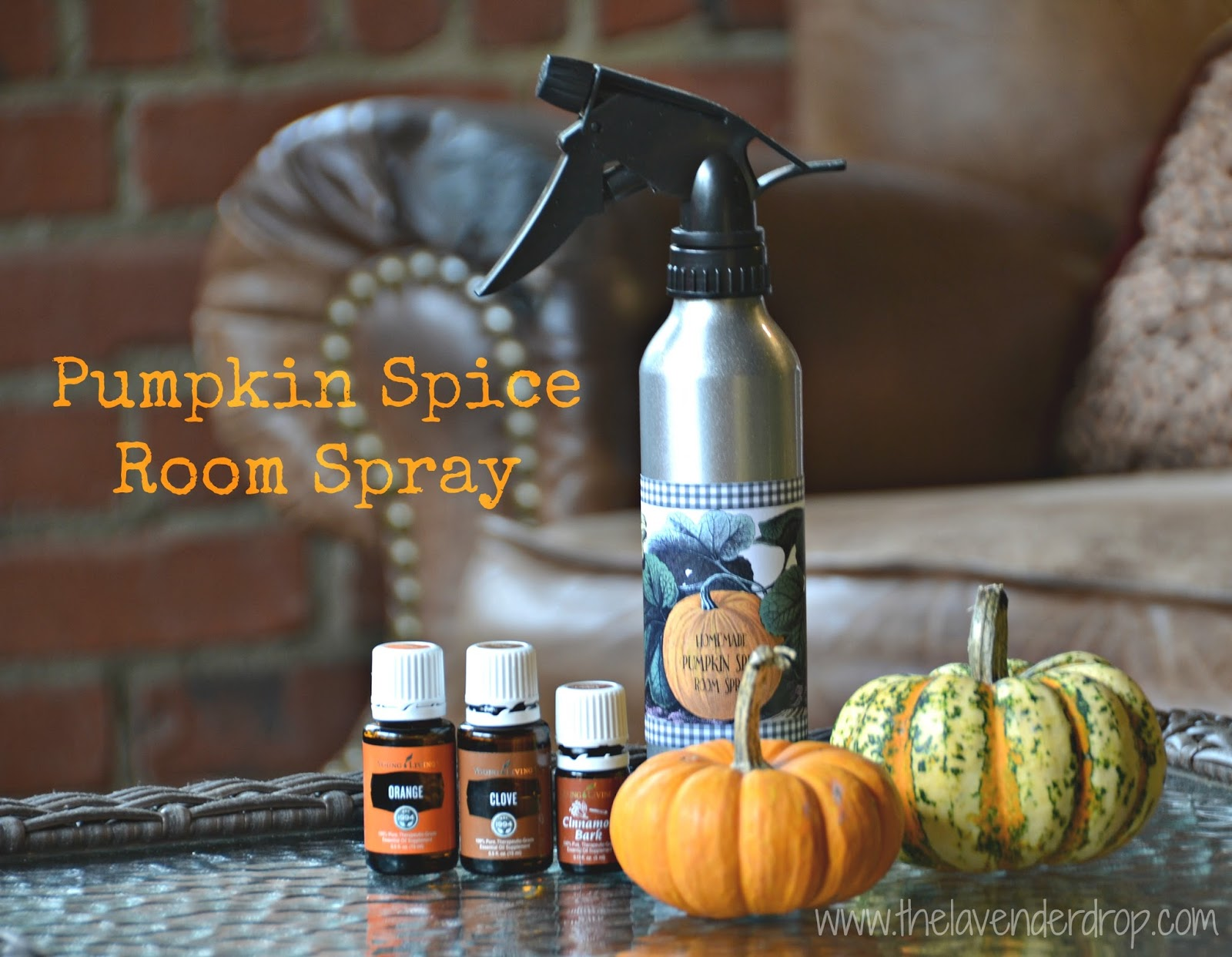 The lavender drop essential oils and all things fall for How to make pumpkin spice essential oil
