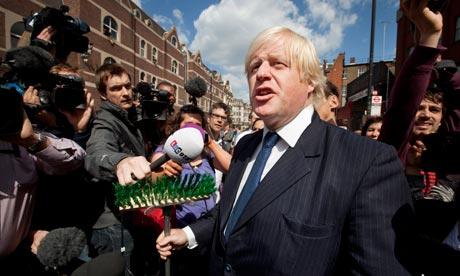 Pemimpin Muslim Inggris Tuntut Boris Johnson Diinvestigasi