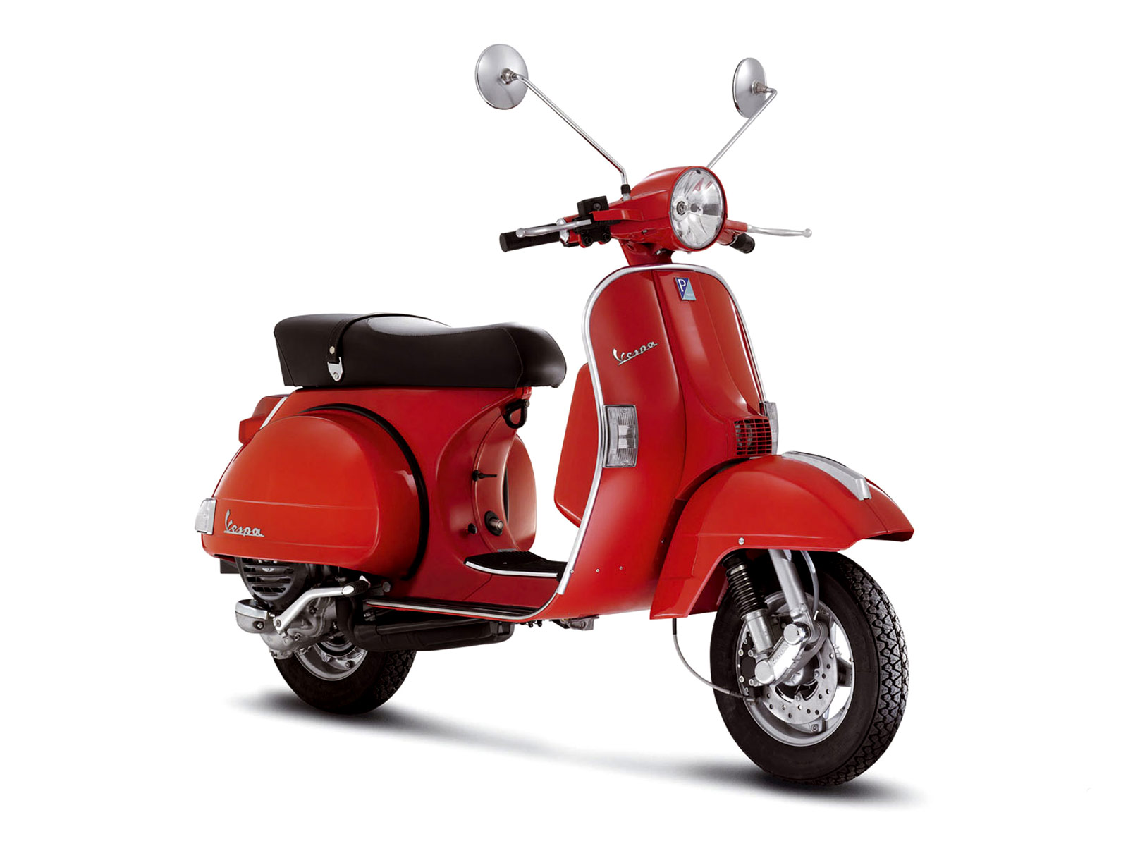 motorcycles zone: VESPA LX 125 (2007) scooter wallpapers