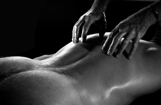 SENSUAL EROTIC MASSAGE for MEN by YOUNG MALE THERAPIST