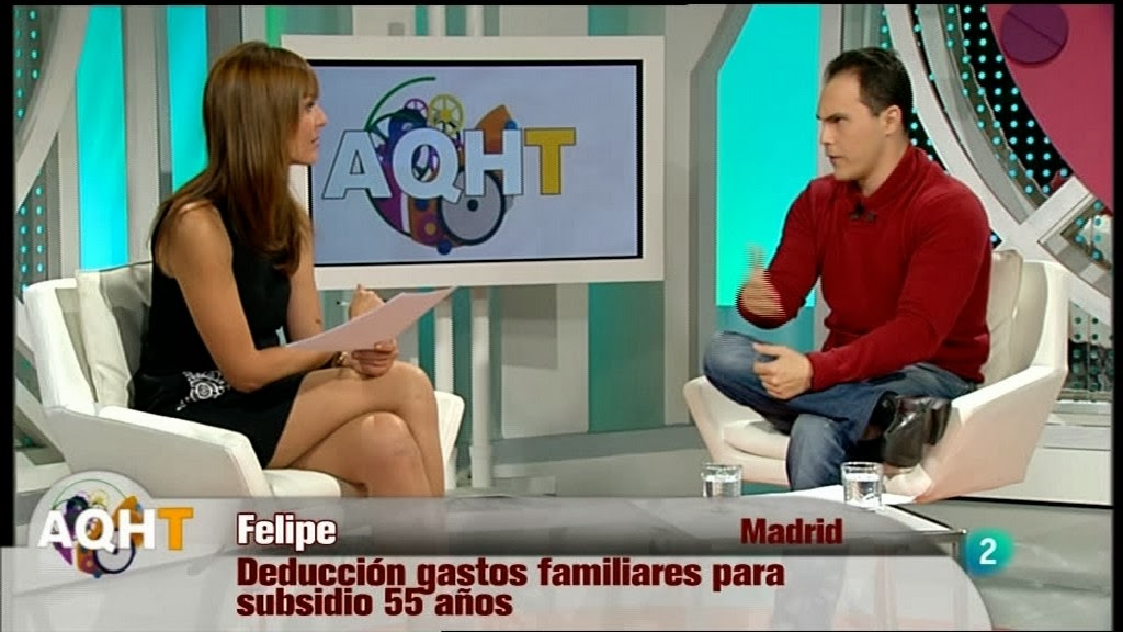 MARIA JOSE MOLINA, AQUI HAY TRABAJO (25.10.13)