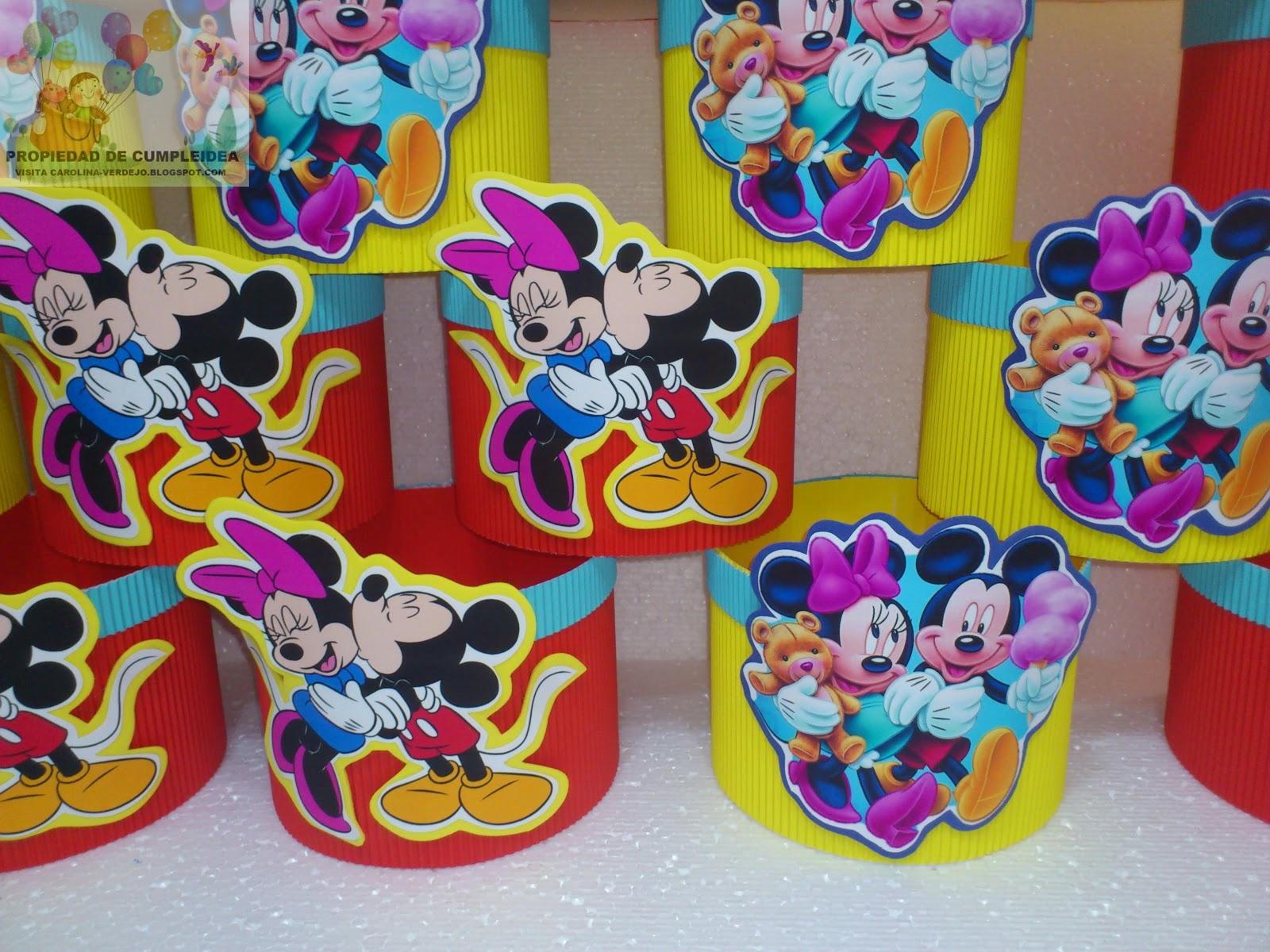 Decoracion infantil mickey mouse decoraci 243 n mickey for Decoraciones infantiles