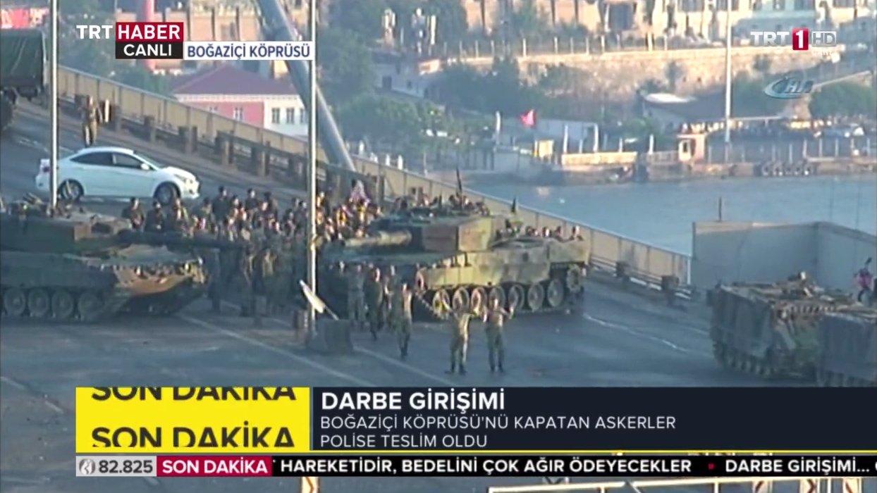 Κατέρρευσε το πραξικόπημα στην Τουρκία, στημένο απο την cia μάλλον! ο Ερντογάν επιστρέφει, 194 νεκροί
