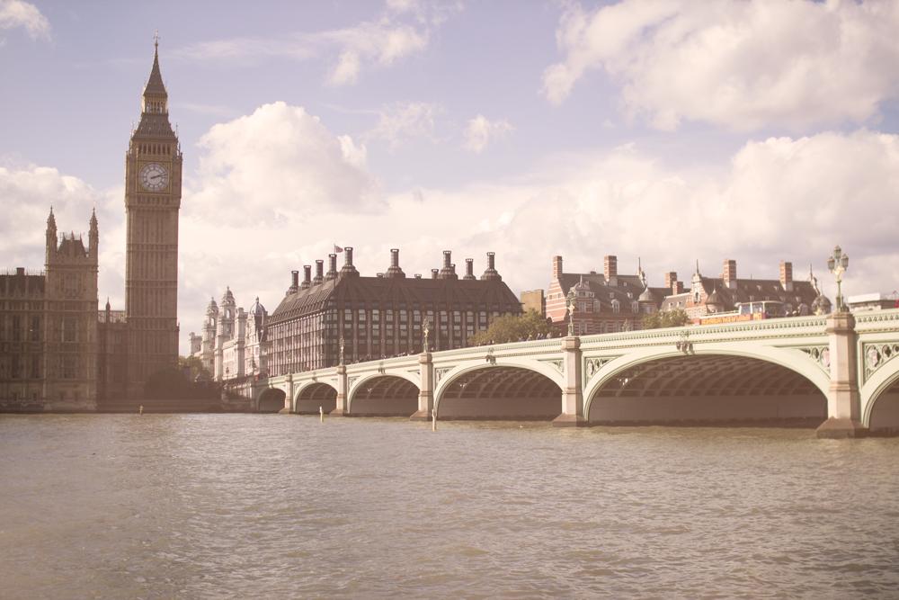 Londyn Big Ben blog modowy