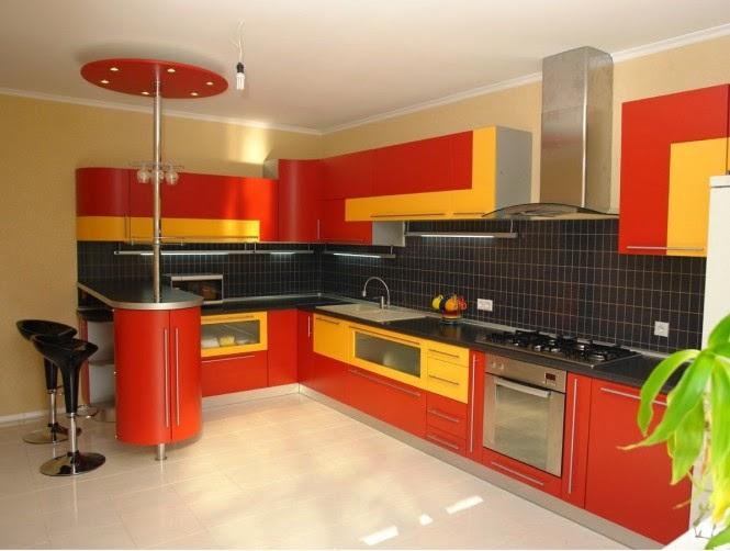 Kitchen Design L Shape 2015