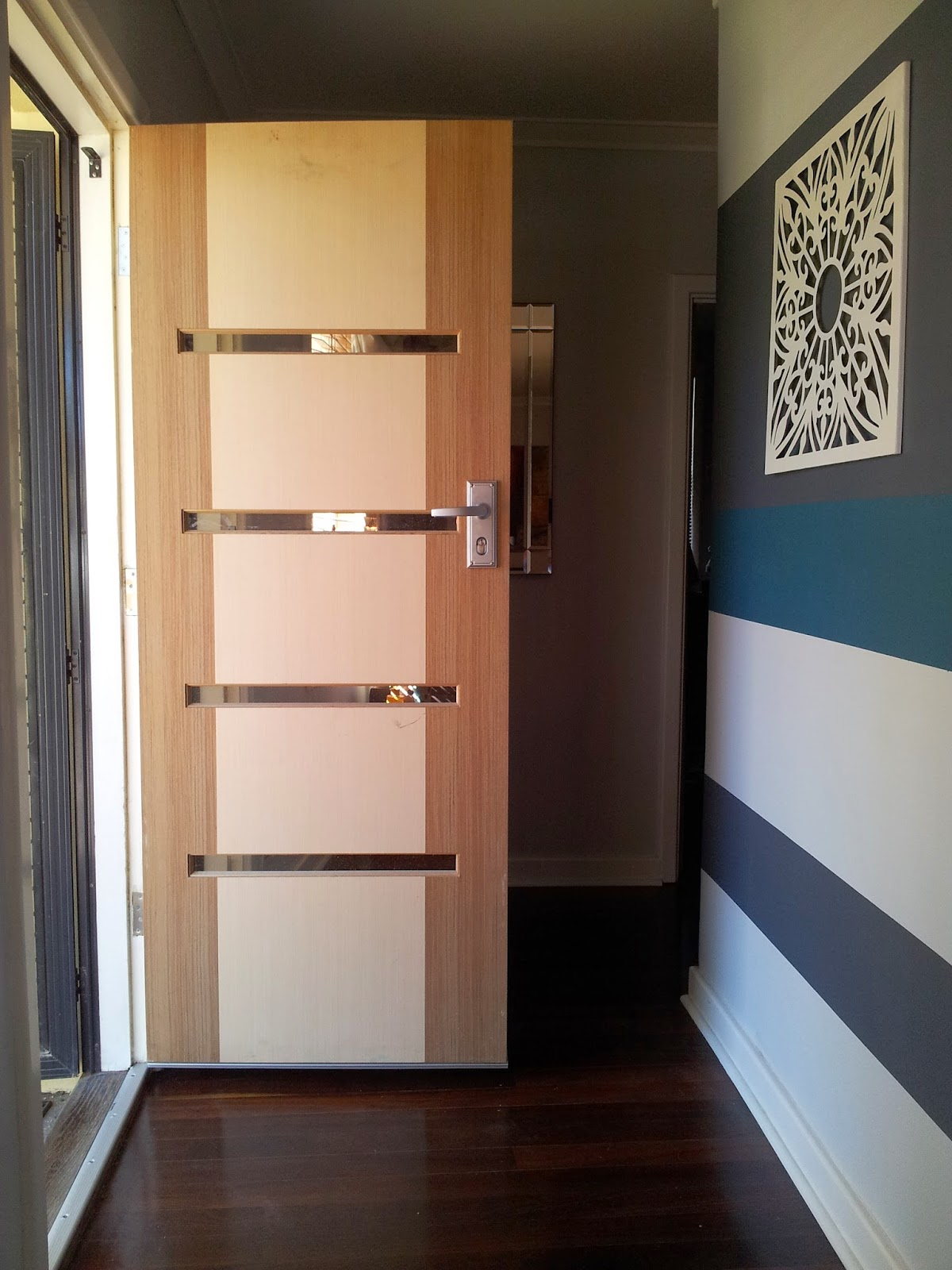 Jarrah Jungle Shut The Front Door Sand Stain And Seal