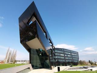 Современная австрийская архитектура, архитектура австрии, австрийский вентилируемый фасад