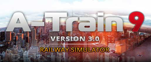 A-Train 9 V3.0 Railway Simulator-SKIDROW