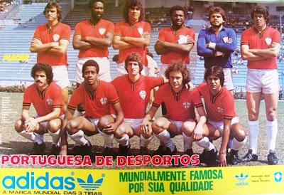 Resultado de imagem para portuguesa 1977