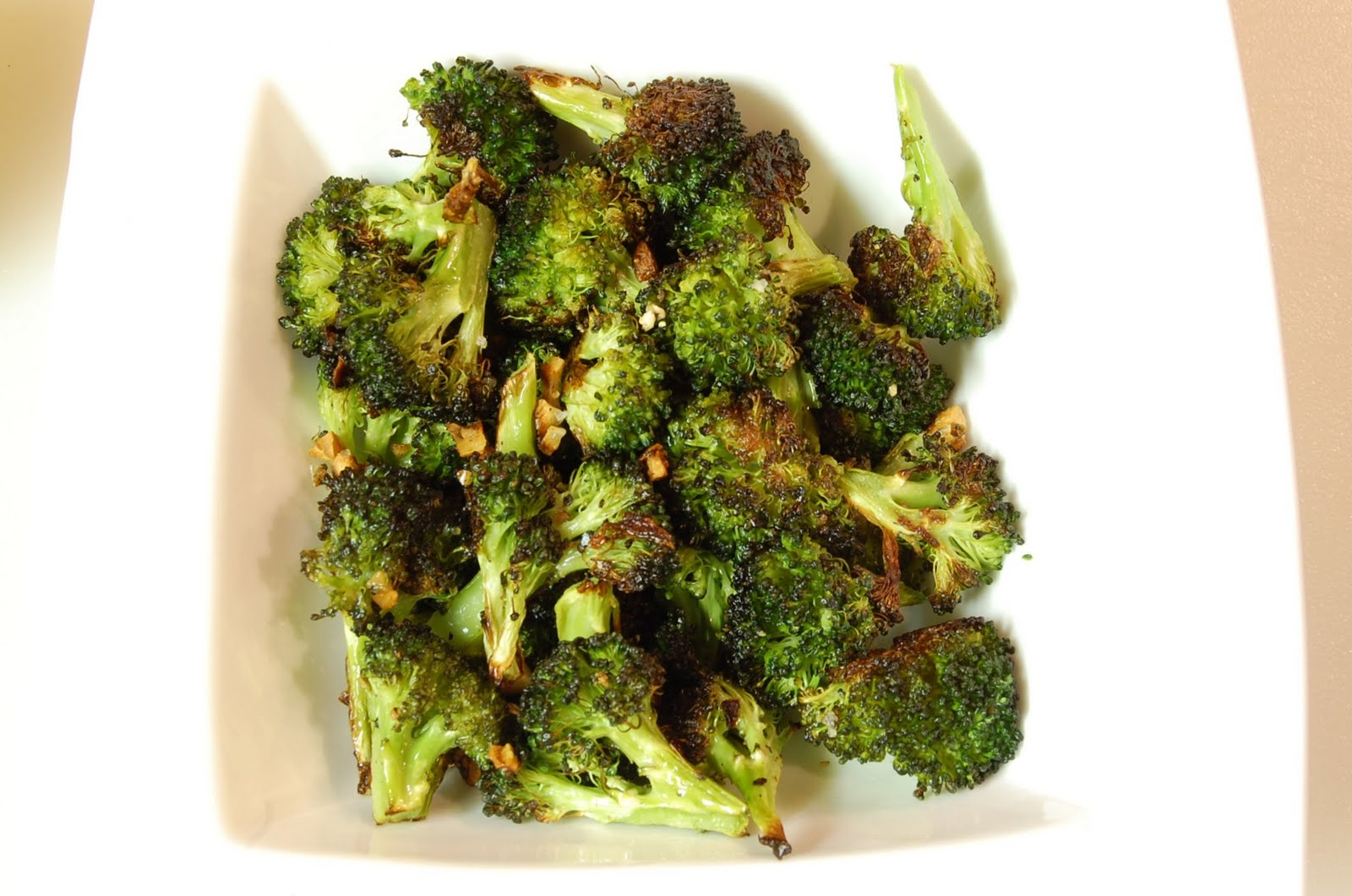 garlic lemon broccoli recipe yummly roasted garlic lemon broccoli ...