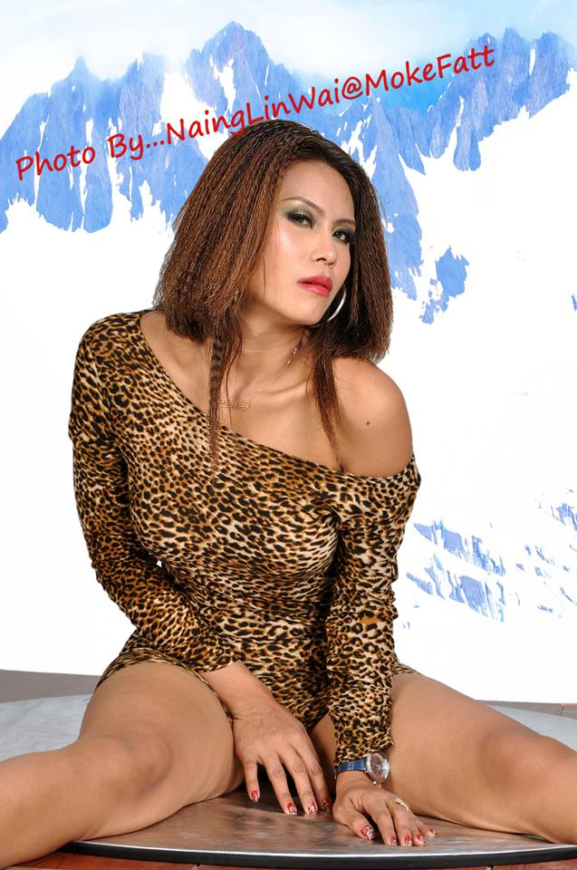 Model Zar Zar Htet Very Hot And Sexy