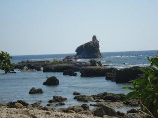 san esteban beach