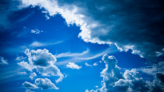 Clouds wallpaper