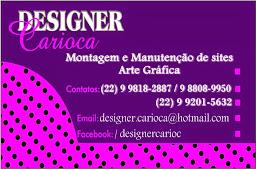 Designer Carioca!