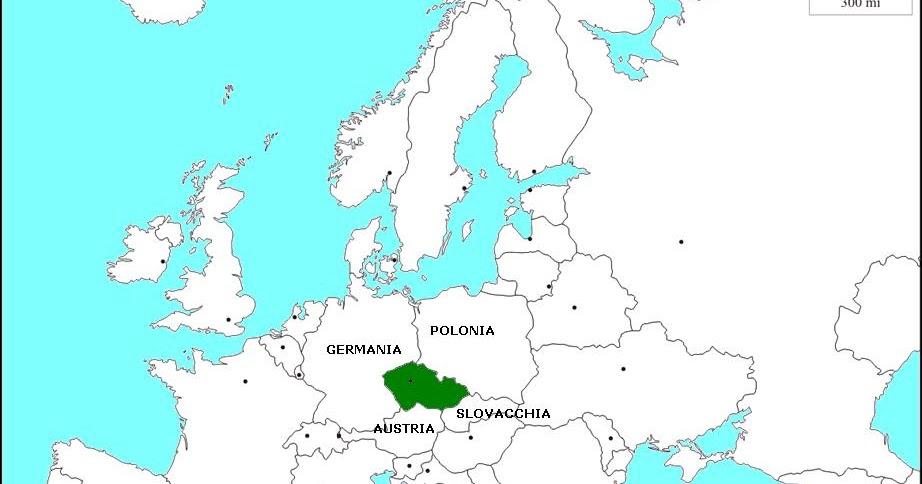 Chi viaggia impara immagini dal mondo repubblica ceca f - Mappa di ungheria ed europa ...