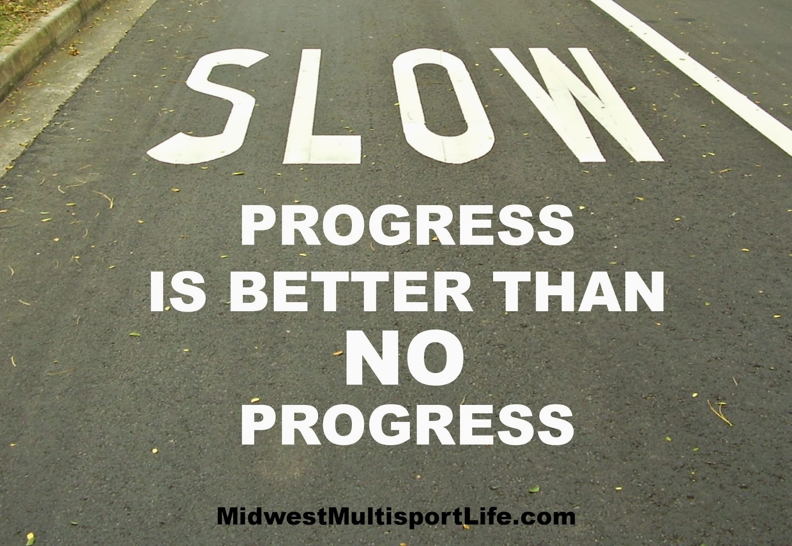 Quotes About Slow Progress Quotesgram