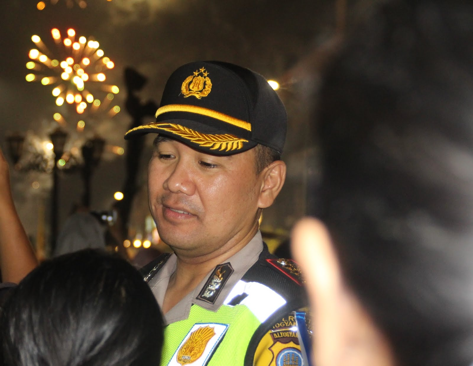 Kapolresta Yogyakarta$quote=Komisari Besar Polisi Tommy Wibisono, S.Ik