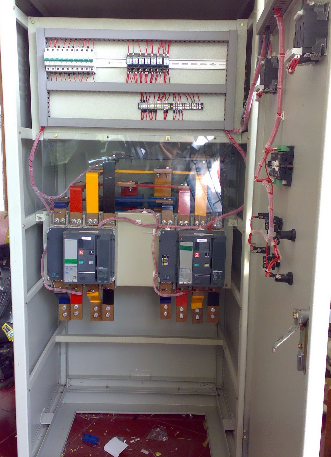 wiring diagram panel sinkron genset wiring image wiring diagram panel ats dan amf jodebal com on wiring diagram panel sinkron genset