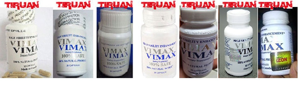 membedakan vimax asli dan palsu