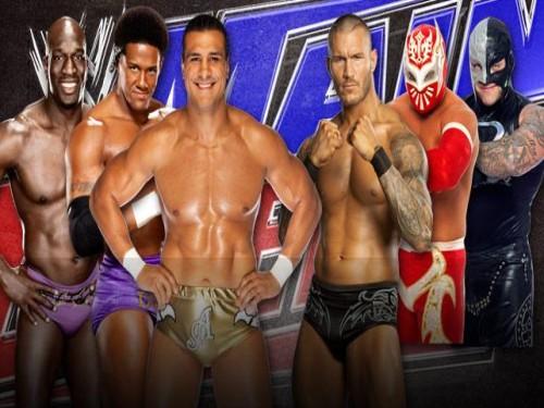 مشاهدة عرض WWE Main Event 31/10/2012 youtube مترجم يوتيوب كامل اون لاين مهرجان
