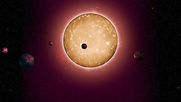 Ancient Solar System