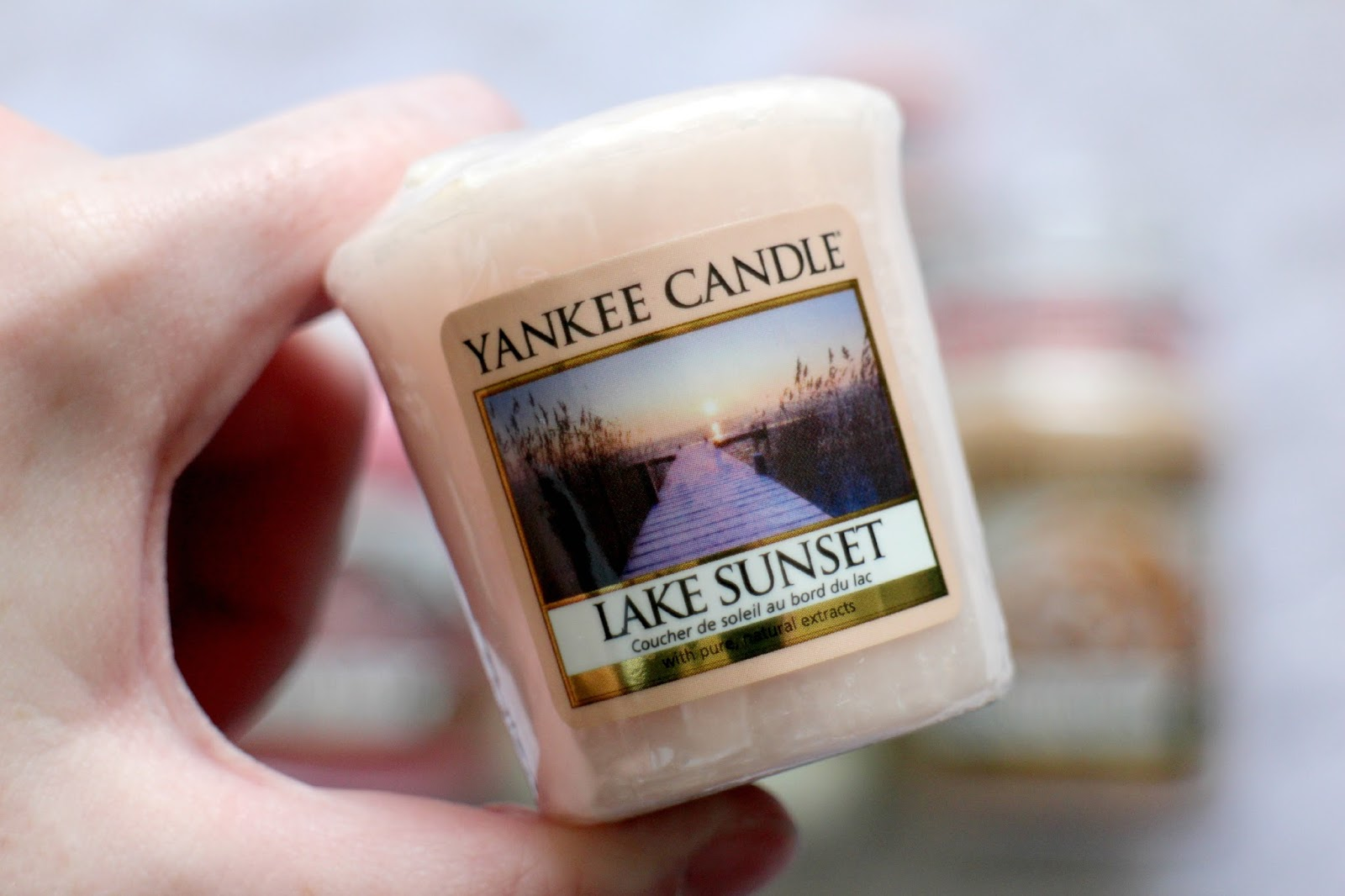 Yankee Candle Lake Sunset Review