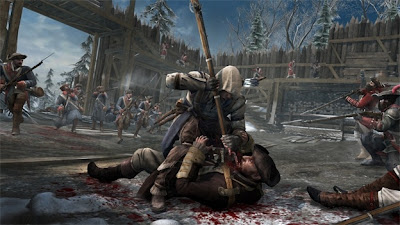 Assassin's Creed 3 PC Gameplay
