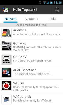Tapatalk Forum App apk
