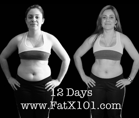 50 day fat loss