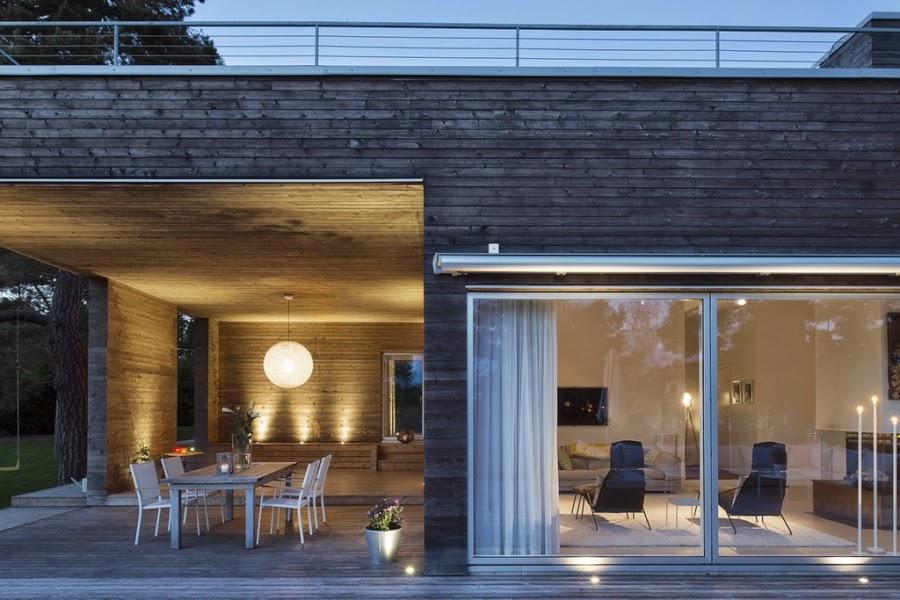 wystrój wnętrz, wnętrza, home decor, styl nowoczesny, nowoczesne wnętrza, białe wnętrza, taras, weranda
