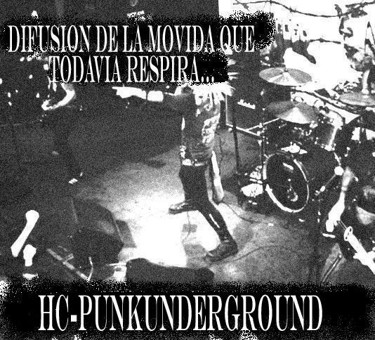 HC-PUNK UNDERGROUND