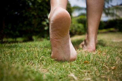 Yoga for Beginners: Walking Meditation