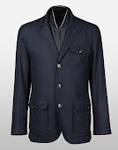 Blazer Jacket by Zegna...Speechless!