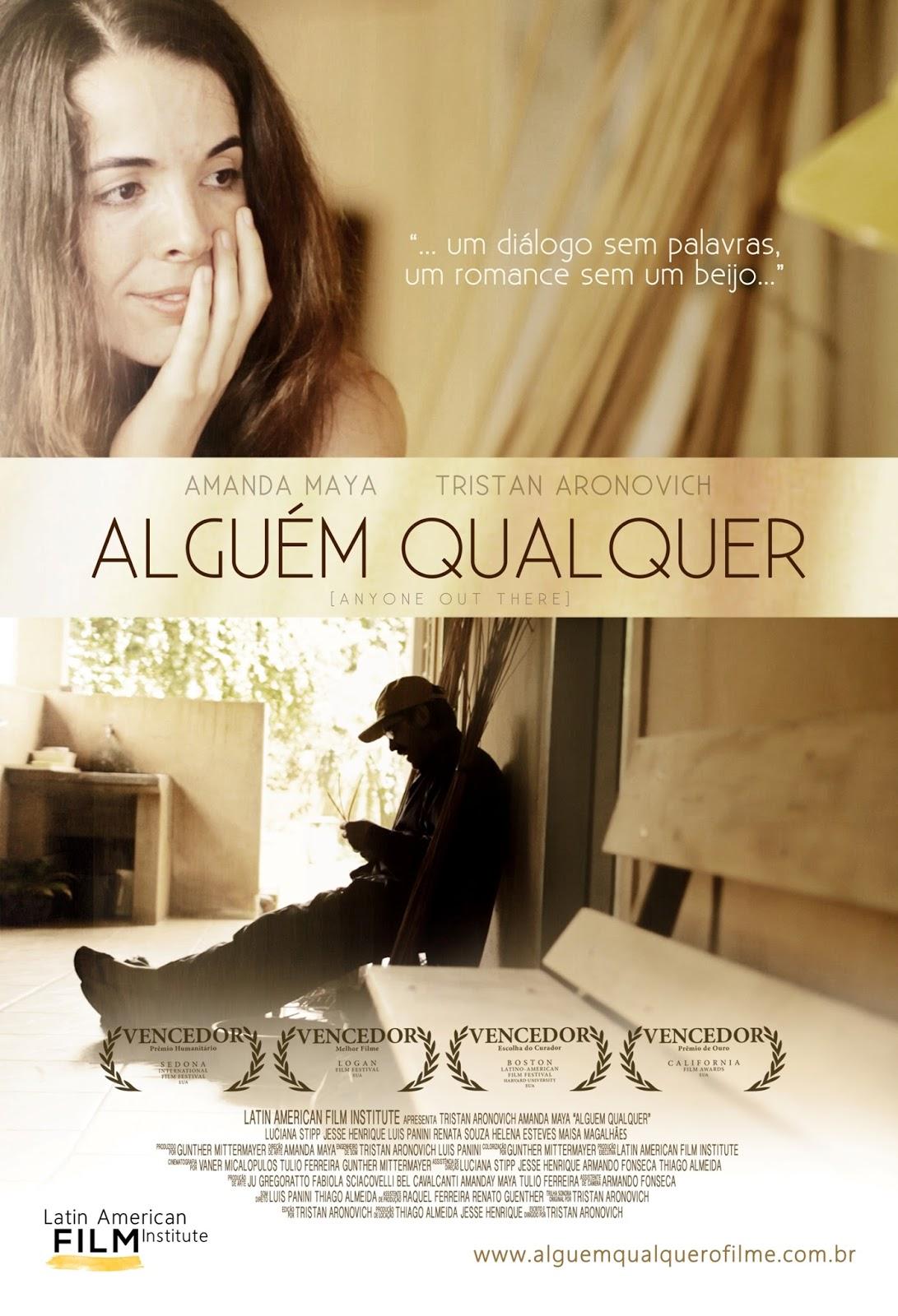Alguém Qualquer – Dublado (2012)