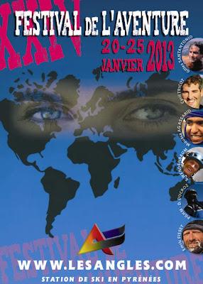 Festival de l'Aventure 2013 station de ski des angles