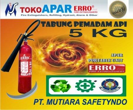 Alat Pemadam Kebakaran Co2 5 kg