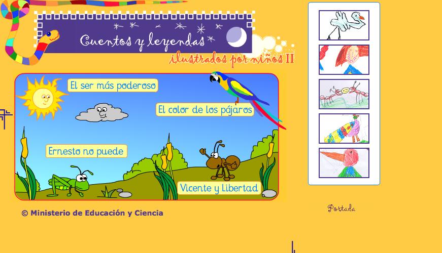 http://ntic.educacion.es/w3/recursos2/cuentos/index.html
