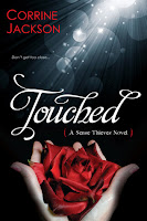 book cover of Touched by Corrinne Jackson