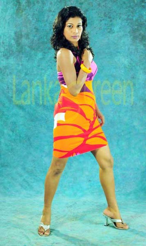 Kumari Sri Lankan Hot Model