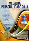 Medalha Personalidade 2014