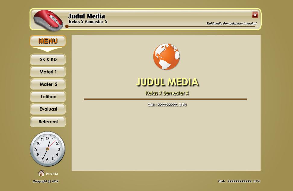 Contoh template powerpoint bellacoola gudang ilmu contoh design template powerpoint powerpoints templates toneelgroepblik Choice Image
