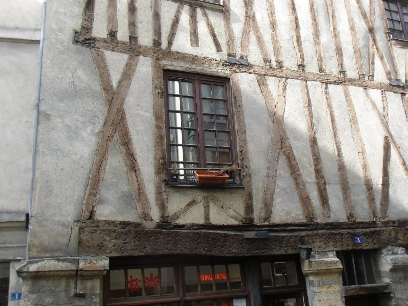 La rte le p re d 39 ulysse la plus ancienne maison de paris - Maison de la hongrie paris ...