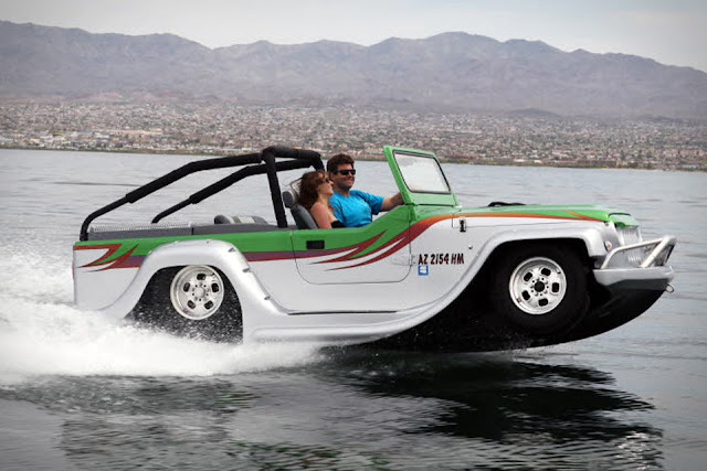 Watercar Panther |  Watercar Panther price |  Watercar Panther specs |  Watercar Panther Features | Amphibious Car | way2speed.com