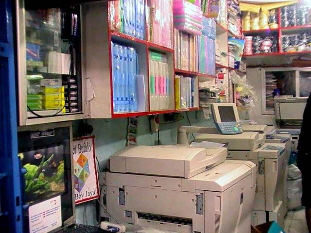 Peluang usaha Jasa Photo Copy dan Alat Tulis Kantor