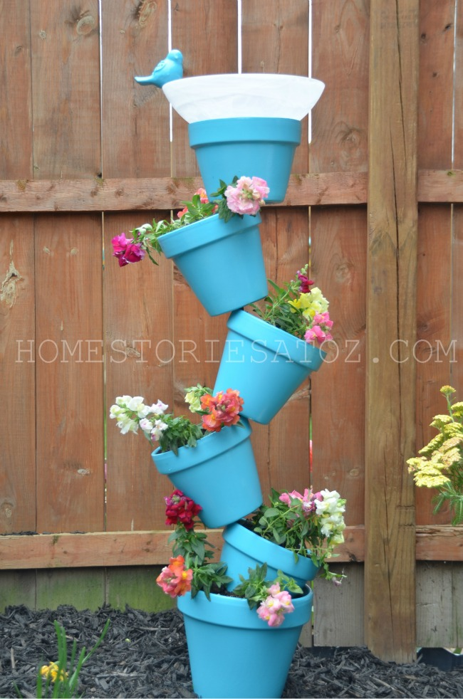 Delicieux Topsy Turvy Pots From Home Stories A2Z